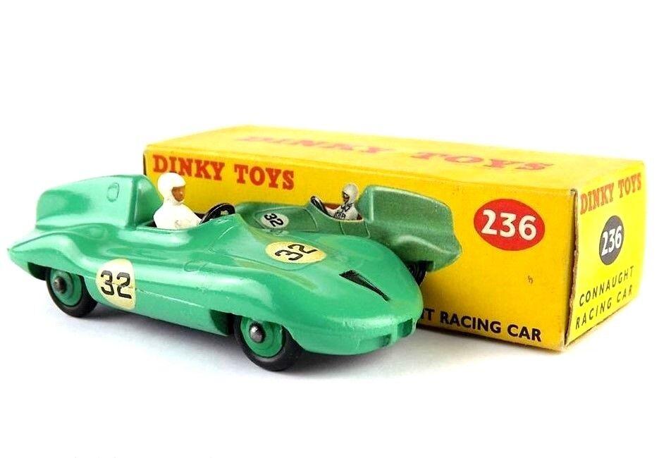 Cadeau de noel Dinky 236 connaugt racing car | Insolite  Insolite  Insolite  32e9d0