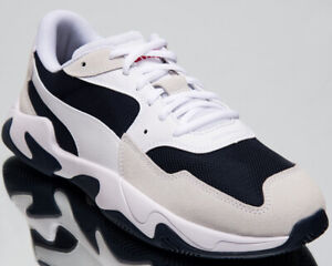 Details about Puma Storm Adrenaline Mens Low White Casual Lifestyle  Sneakers Shoes 369797-01