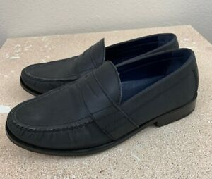 Cole-Haan-Nike-Air-Dark-Gray-Penny-Loafers-Size-Mens-10-5