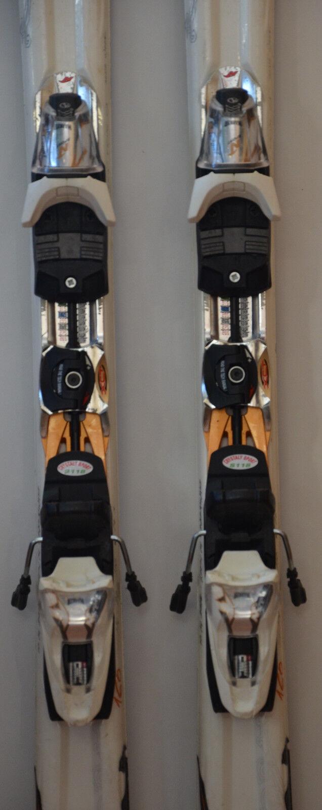 Ski parabolisch gebraucht Frau NORDICA Fox Fox Fox x TB - 160cm & 168cm 2294c9