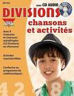 Divisions Chansons Et Activites by Marie-France Marcie (Mixed media product, 2013)