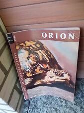 Orion, Zeitschrift für Natur und Technik, Heft 19/20 1956
