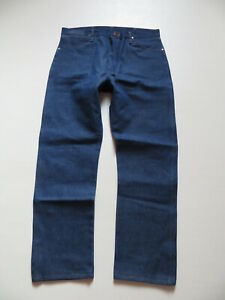 Wrangler-pro-rodeo-Jeans-Hose-W-37-L-32-Cowboy-Cut-RAW-Denim-Sammlerstueck