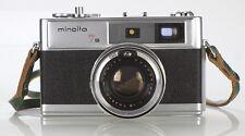 Minolta HI-MATIC 7 s Lens Minolta ROKKOR-PF 45 mm 1.8 (Réf#R-013)