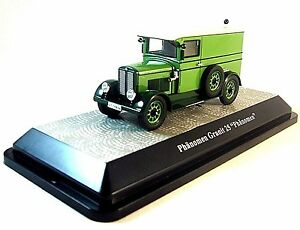PHANOMEN-GRANIT-25-VAN-PREMIUM-CLASSIXXS-1-43-DIECAST-CAR-MODEL-LIMITED-EDITION