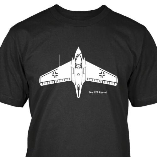 Messerschmitt Me 163 cometa T-Shirt