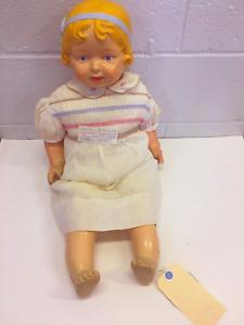 Antique-German-Gebruder-Heubach-Coquette-Doll-Original-26-Inch