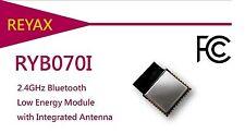 10pcs REYAX RYB070I BLE 4.0 Bluetooth module FCC Cer. 2.4GHz Antenna CC2541