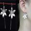 925-Silver-Plated-Long-Drop-Dangle-Tassel-Hook-Earrings-Ear-Women-Jewelry-HOT thumbnail 2