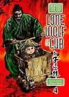 New Lone Wolf And Cub Volume 4 by Kazuo Koike (Paperback, 2015)
