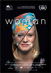 Woman NEW PAL Documentaries DVD Yann Arthus-Bertrand Norma Bastidas