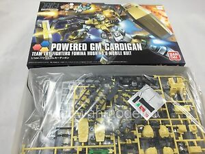 Bandai 193282 Hgbf 019 Powered Gm Cardigan 1 144 Plastic Model Ebay