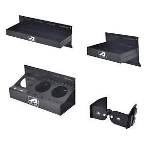 4pc Magnetic Toolbox Tray Set Tool Box Cabinet Side Shelf Storage Van Workshop