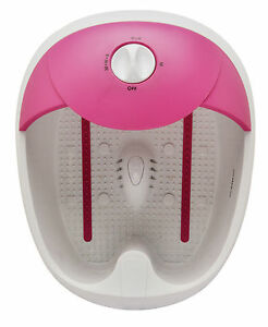 Salon-Home-Deluxe-Pampering-Massage-Bubble-Foot-Feet-Spa-Machine-Gift-Xmas-721A