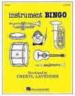 Instrument Bingo by Hal Leonard Publishing Corporation (Mixed media product, 1996)