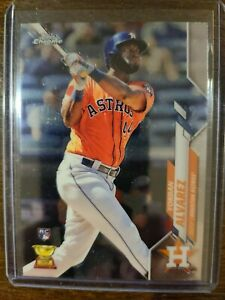 2020-Topps-Chrome-Yordan-Alvarez-Rookie-200-Houston-Astros-RC