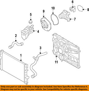 land rover oem 08 12 lr2 engine coolant thermostat housing lr006071 2008 Corolla Engine Diagram image is loading land rover oem 08 12 lr2 engine coolant