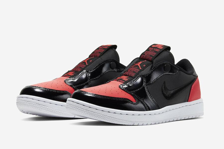 Size 7.5 - Jordan 1 Low Slip Infra-Bred for sale online | eBay
