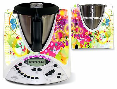 Thermomix Sticker Decal             (Code: Abstract_50)