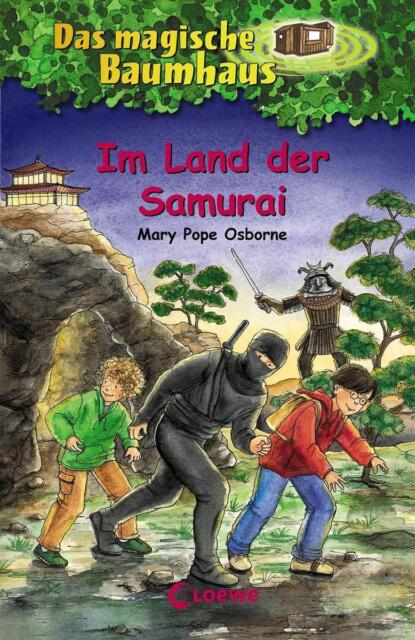 Im Land der Samurai / Das magische Baumhaus Bd. 5 von Mary Pope Osborne