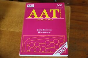AAT-Core-Business-Knowledge-Tutorial-Text-Accounting-Accounts-Book-0862779251