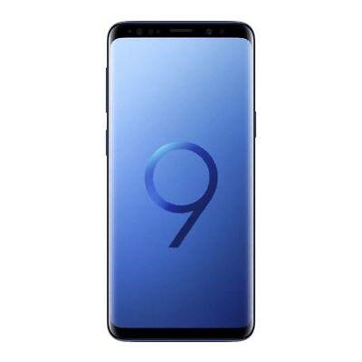 SAMSUNG Galaxy S9 - 64 GB, Coral Blue - Currys