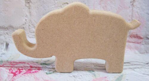 ELEPHANT 150 mm Craft 18 mm en blanc MDF