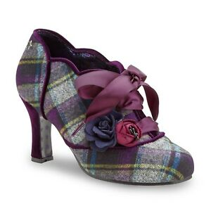 Ladies Joe Browns Couture Mystery Shoe Boots Vintage Quirky Retro Sizes 4-8
