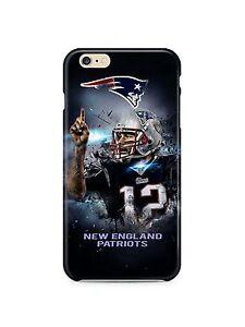 New England Patriots Tom Brady for Iphone XR X XS Max Plus