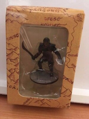Begeistert Lord Of The Rings Collection Issue 97 Siege Tower Orc Eaglemoss Figure Magazine Spielzeug Film, Tv & Videospiele