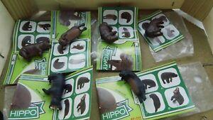 PYGMY-HIPPO-PUTITTO-SERIE-Nilpferde-Kantenhocker-Wildtiere-sammeln-Sp-169