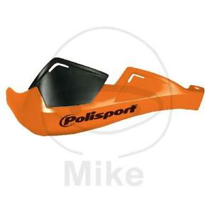 Polisport-Handprotektor-Evolution-Integral-orange-8305100030-Griffschalen-Handpr