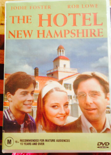 1 of 1 -   The Hotel New Hampshire (DVD, 2005)* USED DVD * (E )