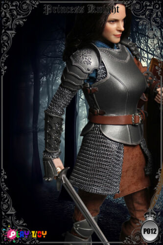 Play Toy Princess Knight OneSixth Scale Female Action Figure P012