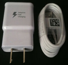 Samsung Adaptive Fast Charger + USB-C Cable for Galaxy S8 Google Pixel LG G5