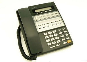 nec nitsuko dx2e 12btxh 12 button phone telephone inc vat rh ebay co uk NEC Dterm 80 Manual NEC Dterm 80 Manual