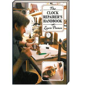 El-Reloj-Reparador-039-s-Handbook-Por-Laurie-Penman-de-Bolsillo-NUEVO