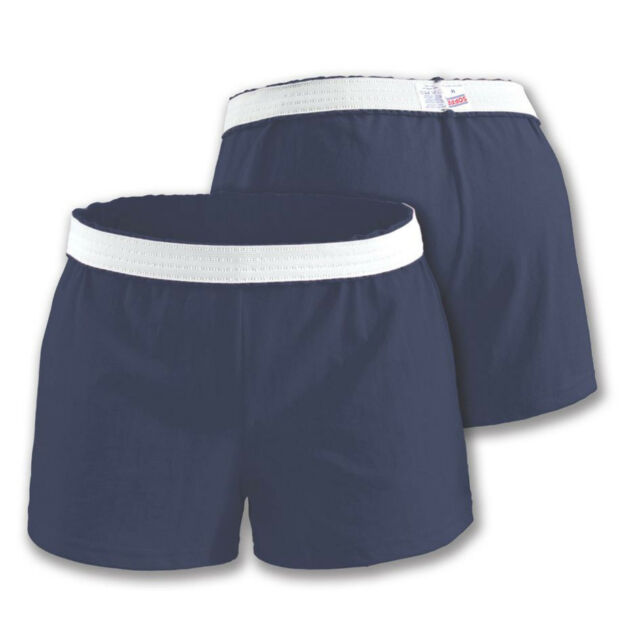 ab147166227ec Soffe Athletic Youth Cheer Shorts Light Blue Large