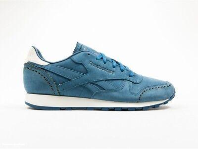 Reebok Classic x HORWEEN CL Leather Lux Sizes 7-12 Blue RRP £130 BNIB AQ9962
