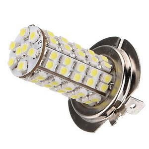 2x kfz auto h7 68 smd 6000k led birne licht lampe leuchte. Black Bedroom Furniture Sets. Home Design Ideas