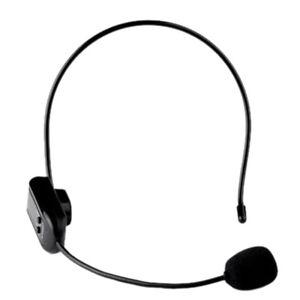 FM-Wireless-Mikrofon-Headset-Megaphon-Radio-fuer-Lautsprecher-Lehre-Tou-YT