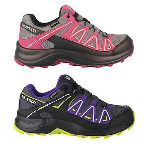 Details zu Salomon XA Centor GTX Damen Laufschuhe Outdoor Schuhe Wanderschuhe wasserdicht