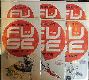 The-Fuse-13-18-Set-Perihelion-Parts-1-6-NM-1st-Print-Free-UK-P-amp-P-Image-Comics