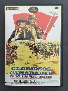 DVD-GLORIOSOS-CAMARADAS-Tom-Tryon-Harve-Presnell-Senta-Berger-ARNOLD-LAVEN