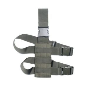 Quick Release Hunting Tactical Molle Belt Drop Double Strap Leg Thigh Panel