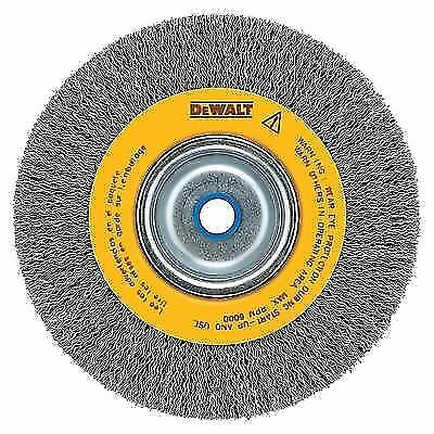 Dewalt Dw4906 8 Inch Crimped Bench Grinder Wire Wheel