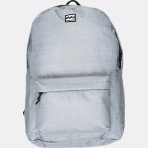 a811850e0905 Image is loading Billabong-All-Day-Backpack-Grey-Heather