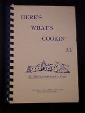 Here's What's Cookin' at St. John's United Church of Christ, Chesterfield MO