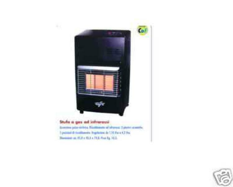 STUFE STUFA A INFRAROSSI GAS 4200W SYNTEY