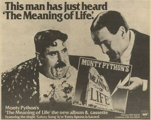 16-7-83PN29-MOVIE-ADVERT-4X6-MONTY-PYTHONS-THE-MEANING-0F-LIFE